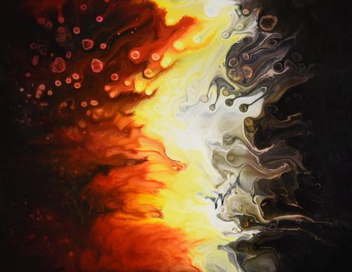 'Awakened' by Dion Kurczek