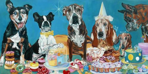 'The Last Dessert' by McCorristin Peters
