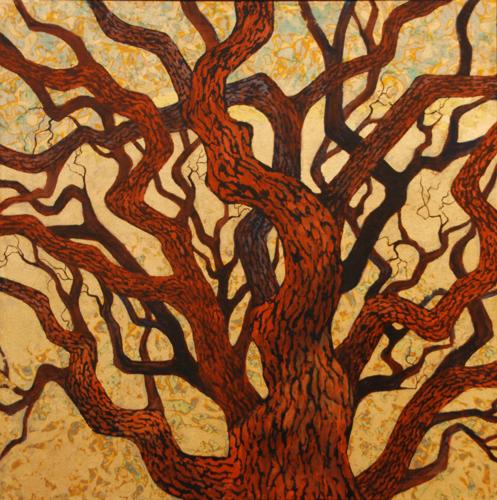 'Spirit Tree' by Moran