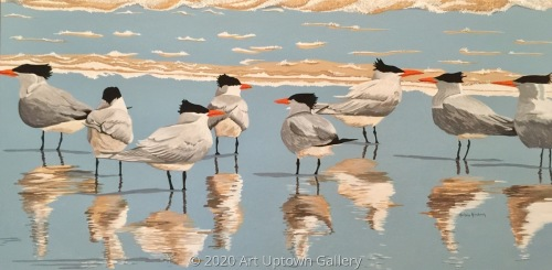 """Tern Talk"" by Marlane Wurzbach"
