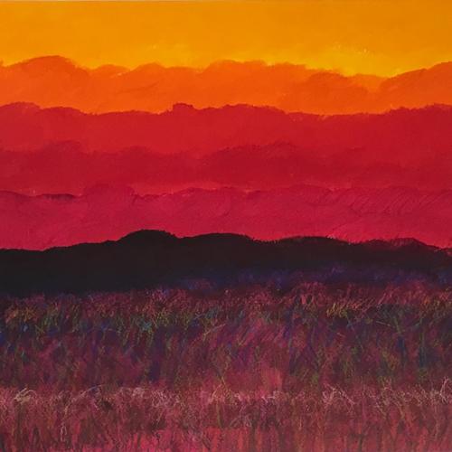 Warm Sky by Dan Reeves