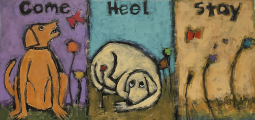 Come, Heel, Stay by Mishner