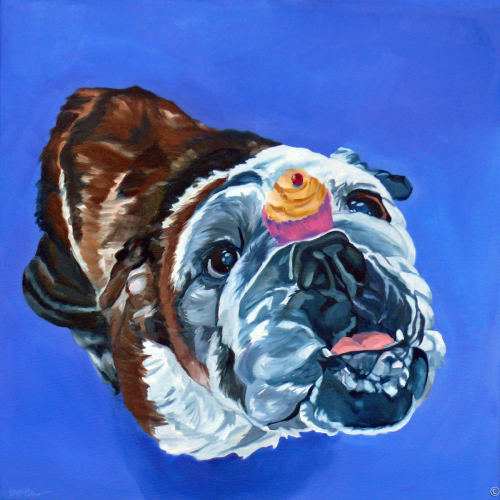 Millie and Her Cupcake by Evelyn McCorristin Peters