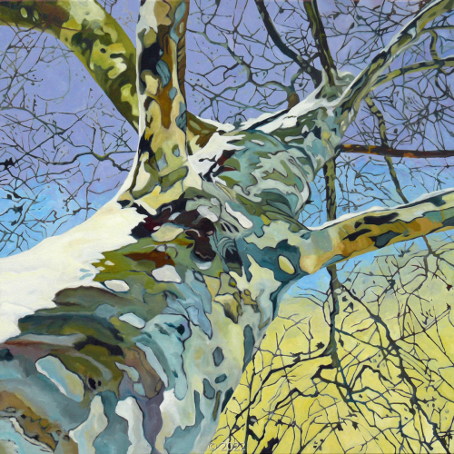 'Winter' by Evelyn McCorristin Peters