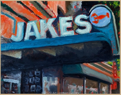 'Jakes' by Peter Christ
