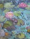 Lilly Pad Reflections (thumbnail)
