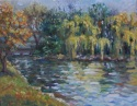 Willows at Crescent bridge (thumbnail)