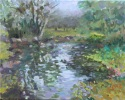 Lagoon at Ford house (thumbnail)