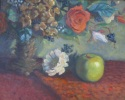 Apple and floral bouquet (thumbnail)