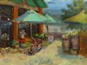 Bicycle at Farms Market (thumbnail)