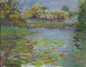 Willows on the Pond (thumbnail)