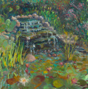Waterfall on the Pond (thumbnail)