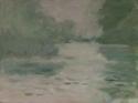 Misty Morning on Belle Isle Pond (thumbnail)
