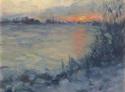 Winter Dusk from Belle Isle (thumbnail)