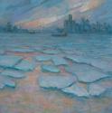 Ice Floes to Detroit Ren Cen (thumbnail)