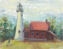 Tawas Lighthouse (thumbnail)