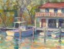 Fishing Boat at DYC Boat House (thumbnail)