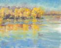 Spring Willows Reflected (thumbnail)