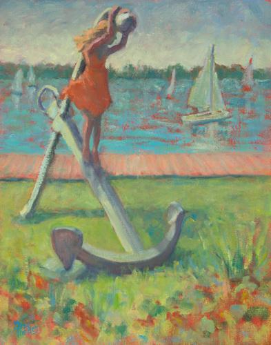 Bayview Yacht Club Anchor