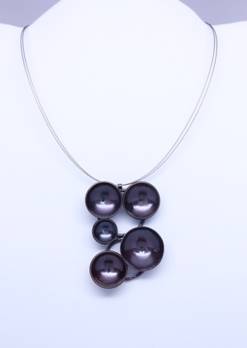 Large Orbit Necklace