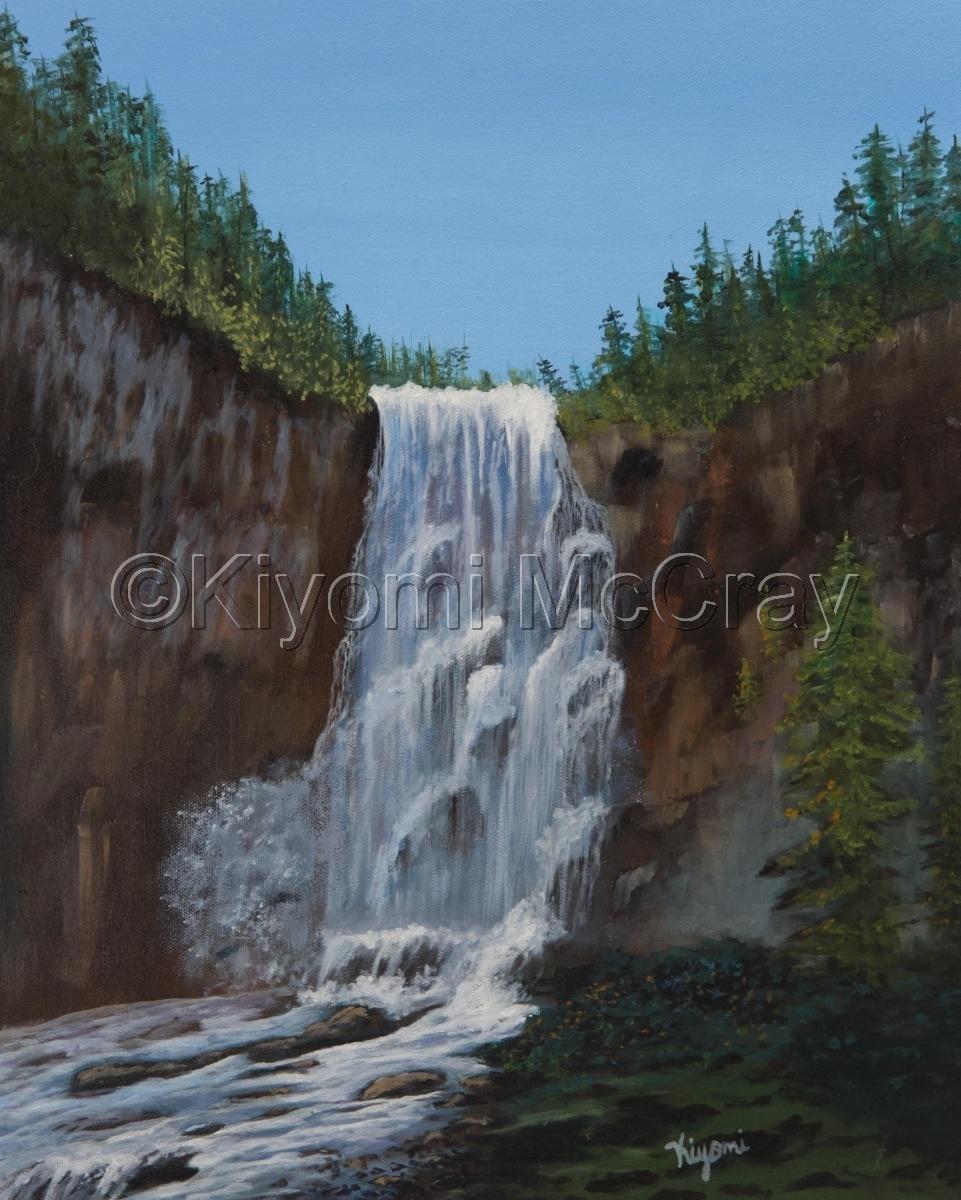 Osprey Falls (large view)