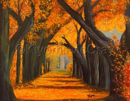Autumn's Enchanted Forest
