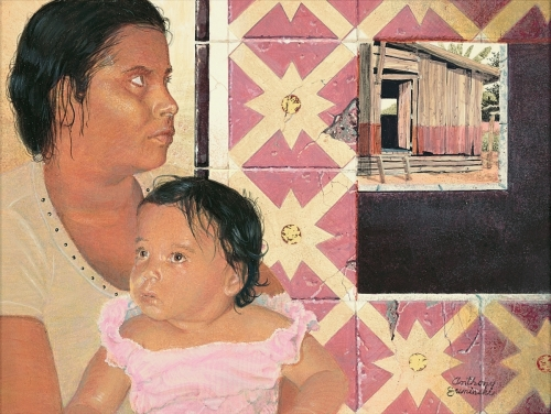 Motherchild (SOLD)