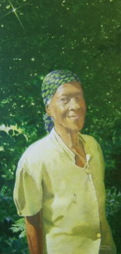 Jamaican Woman