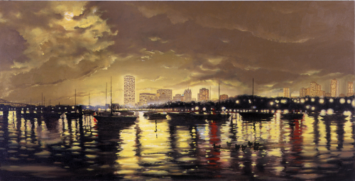 Milwaukee Night Light