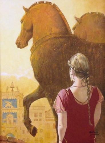 Venice Horses