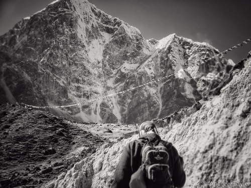 Trekking to the roof of the world