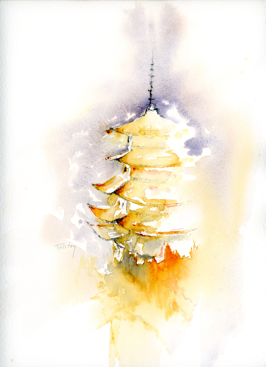 Pagoda (large view)