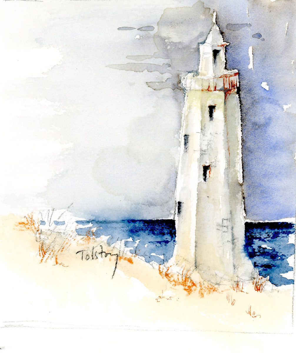 Lighthouse (large view)