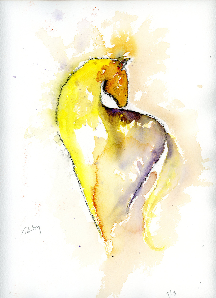 Yellow Horse (large view)