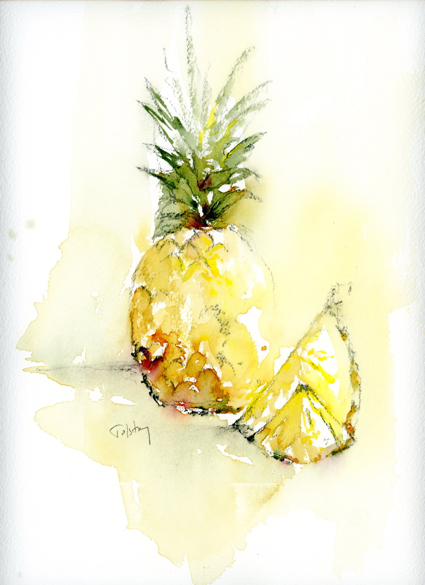 Pineapple (large view)