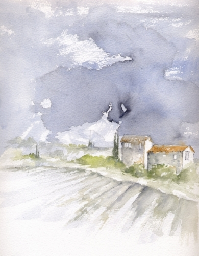 Italian Farmhouse (large view)