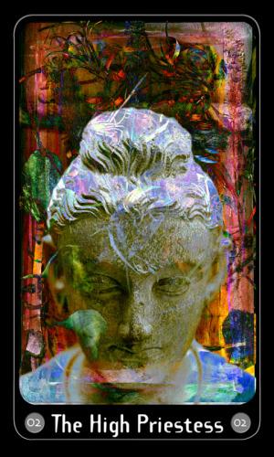 "02 - ""The High Priestess"""
