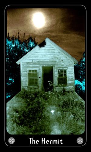 """09 - """"The Hermit"""""""