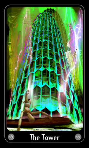 """16 - """"The Tower"""" by Rich Ponder"""