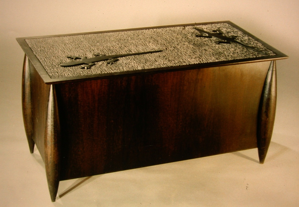Blanket chest (large view)