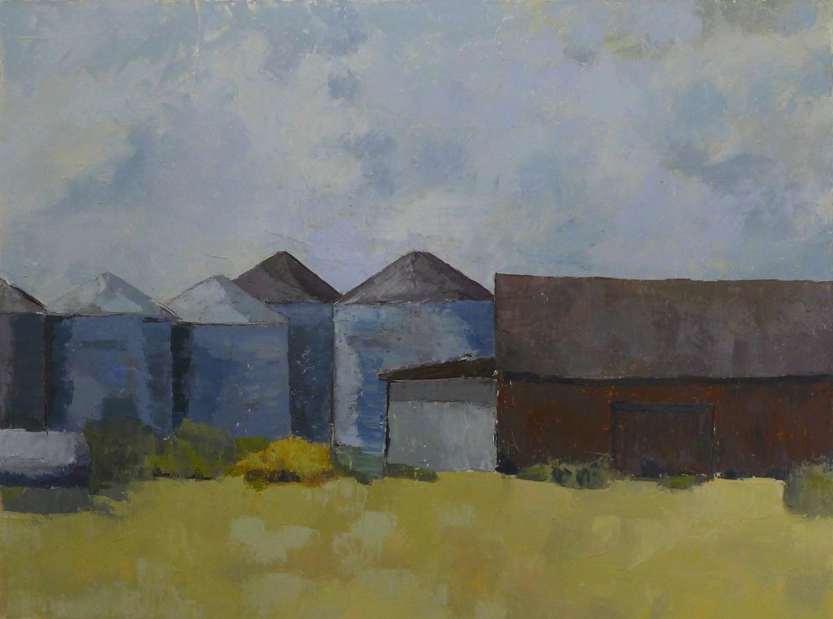 silos and barns (large view)