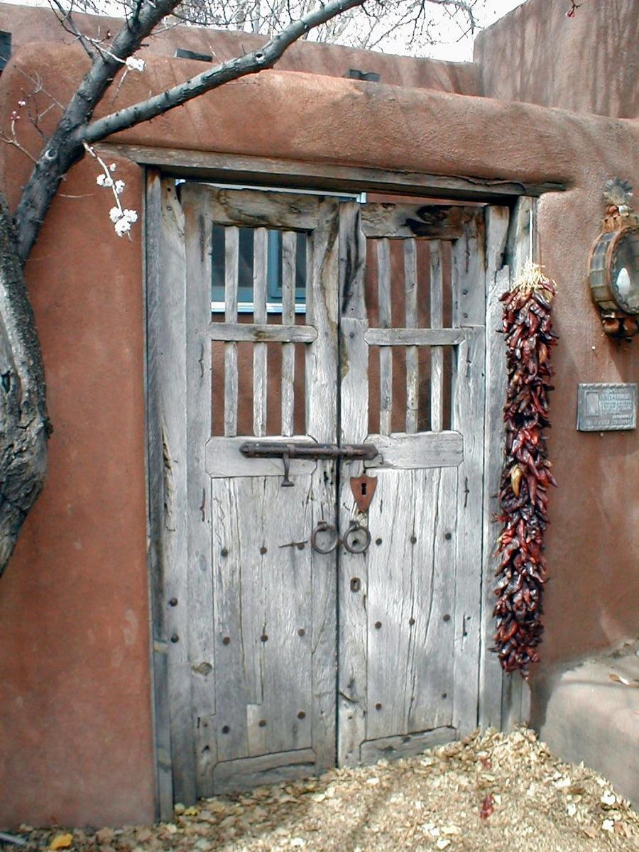 Spring Door (large view)