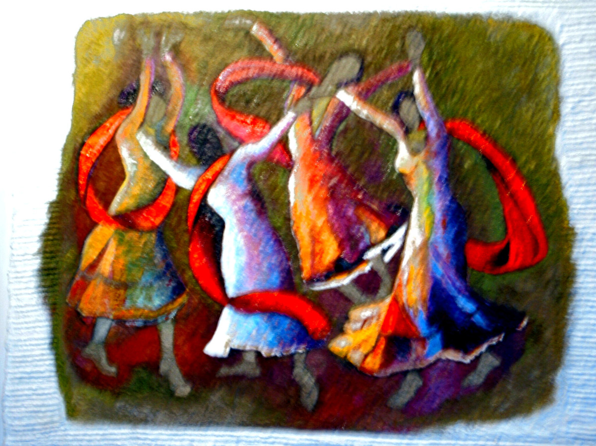 Dancers  II (large view)