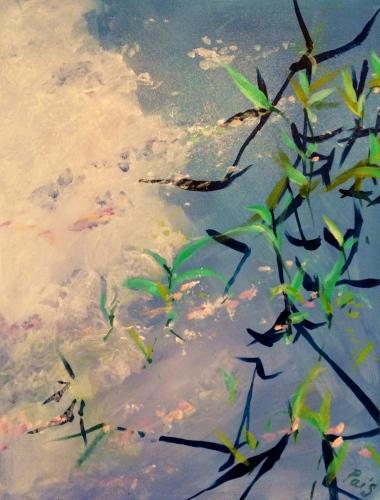 Reflection, Ephemeral Pond Series