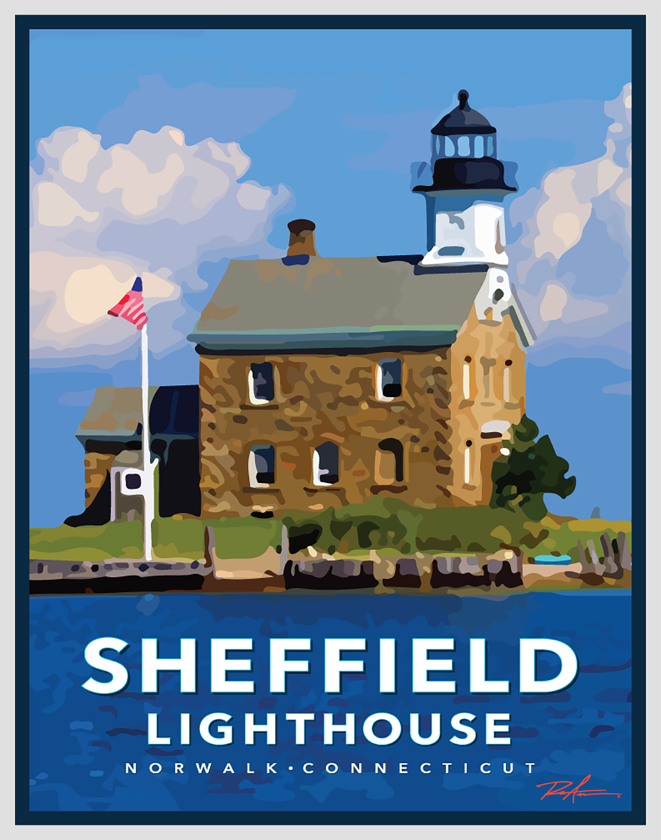 Sheffield Lighthouse II (large view)