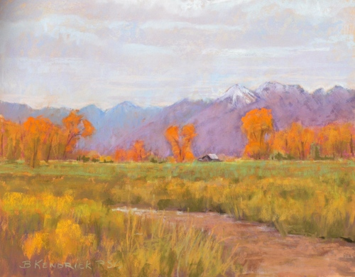 Before the Storm by Barbara Kendrick's Studio