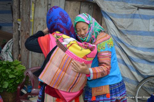 Friends Bac Ha Market - Vietnam