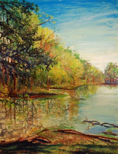 Fall Lake (large view)