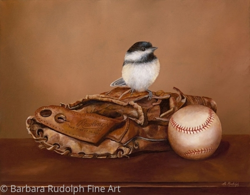 """Spring Training"" by Barbara Rudolph Fine Art"