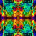 computer art, psychadelic, Kansas city, graphic design, cool, contemporary, rock and roll, digital art, prints, Otis, SMFA, Overland Park,  - Surrealism Digital Art